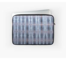 SKU259 Shibori Style Blue Pink 1 design is available on laptop sleeves.