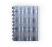SKU259 Shibori Style Blue Pink 1 design is available on spiral notebooks.