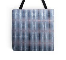 SKU259 Shibori Style Blue Pink 1 design is available on tote bags.