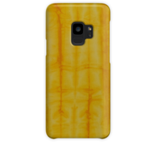 SKU333 Shibori Style Yellow 1 is available on Cases and skins for Samsung Galaxy