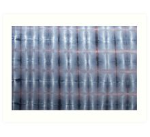 SKU259 Shibori Style Blue Pink 1 design is available as art prints.
