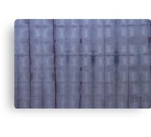 SKU303 Shibori Style Blue Denim 1 design is available as canvas prints.