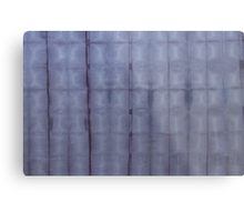 SKU303 Shibori Style Blue Denim 1 design is available as a metal print.