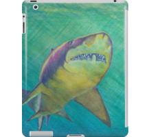 SKU318 Shark 2 design is available on iPad case skins.