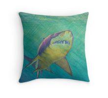 SKU318 Shark 2 design is available on throw pillows.