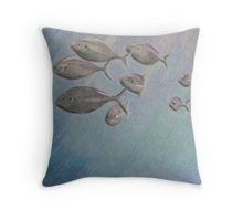 SKU332 Trevally at Manly is available on throw pillows.