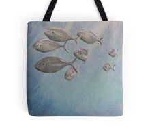 SKU332 Trevally at Manly is available on tote bags.