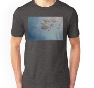 SKU332 Trevally at Manly is available on unisex t-shirts.