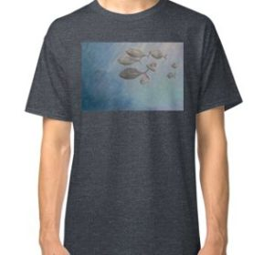 SKU332 Trevally at Manly is available on classic t-shirts.