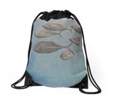 SKU332 Trevally at Manly is available on drawstring bags.
