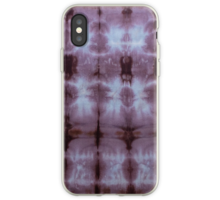 SKU349 Shibori Style Chocolate 1 is available on iPhone cases and skins.