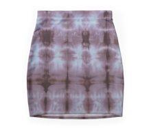 SKU349 Shibori Style Chocolate 1 is available on mini-skirts.