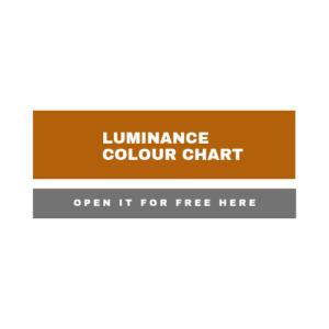 Link to an interactive colour chart for Caran d'Ache Luminance coloured pencils