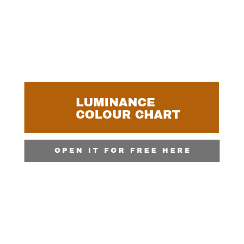 Link to an interactive colour chart for Caran d'Ache Luminance coloured pencils