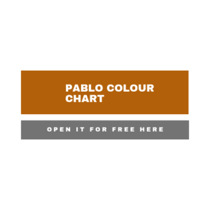 Link to an interactive colour chart for Caran d'Ace Pablo coloured pencils