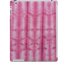 SKU 545 Shibori Style Fuschia 9 is available on iPad case-skins