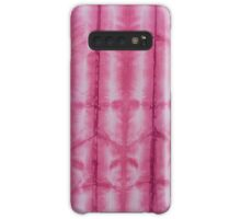 SKU 545 Shibori Style Fuschia 9 is available on case-skin Samsung Galaxy