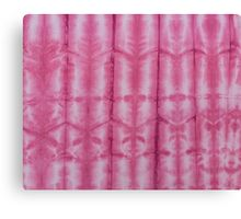 SKU 545 Shibori Style Fuschia 9 is available on Canvas Prints