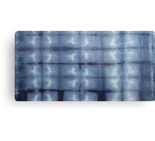 SKU 546 Shibori Style - Blue Denim 2 on metal prints