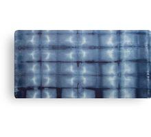 SKU 546 Shibori Style - Blue Denim 2 on canvas print
