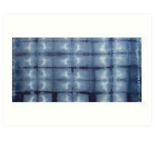 SKU 546 Shibori Style - Blue Denim 2 on art prints