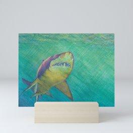 SKU318 Shark 2 Mini Art Print