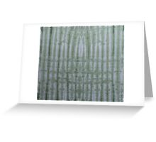 SKU574 Shibori Style - Green 2 is available on greeting cards.