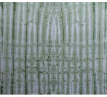 SKU574 Shibori Style - Green 2 is available on photographic prints.