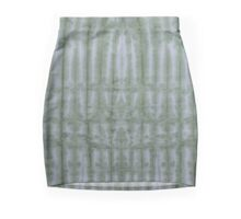 SKU574 Shibori Style - Green 2 is available on mini skirts.