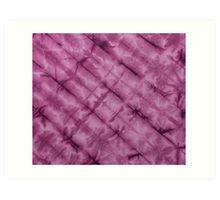 SKU611 Shibori Style - Violet 3 is available on art prints.