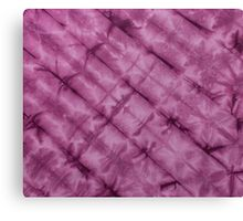 SKU611 Shibori Style - Violet 3 is available on canvas prints.