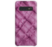 SKU611 Shibori Style - Violet 3 is available on case-skins for Samsung Galaxy.