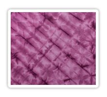 SKU611 Shibori Style - Violet 3 is available on stickers.