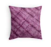 SKU611 Shibori Style - Violet 3 is available on throw pillows.