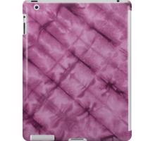 SKU611 Shibori Style - Violet 3 is available on iPad case-skins.