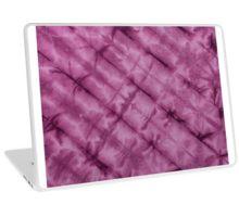 SKU611 Shibori Style - Violet 3 is available on laptop skins.