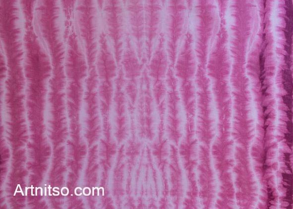 SKU615 Shibori Style - Violet 7 Artnitso.com