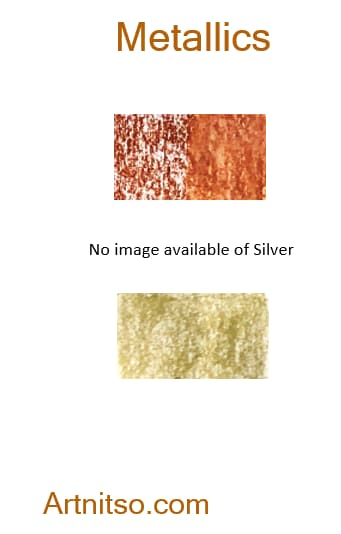 Caran dAche Neocolor II Metallics - Artnitso.com