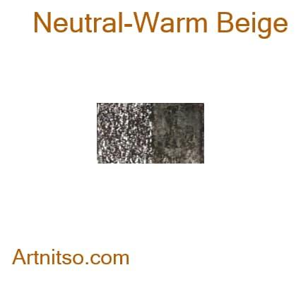 Caran d'Ache Neocolor II Neutral-Warm Beige - Artnitso.com