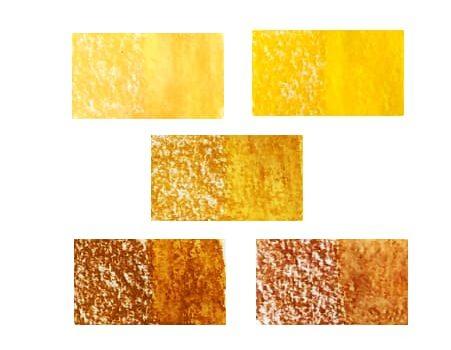 Caran d'Ache Neocolor II Orange-Yellow - Artnitso.com