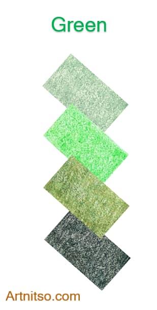 Caran d'Ache Luminance Green 2020 - Artnitso.com