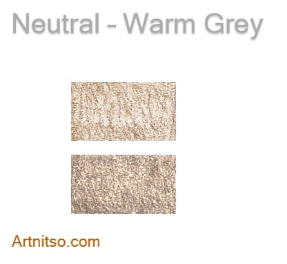 Caran d'Ache Luminance Neutral-Warm Grey 2020 - Artnitso.com