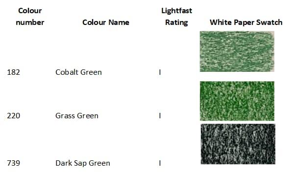 Luminance Green - Artnitso.com