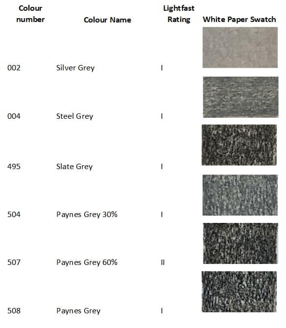 Luminance Neutral - Cool Grey - Artnitso.com