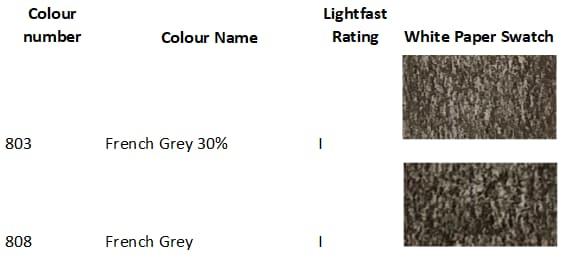 Caran d'Ache Luminance Neutral - Warm Grey - Artnitso.com