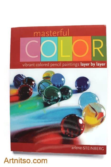 Masterful Colour - Arlene Steinberg - cover - artnitso.com