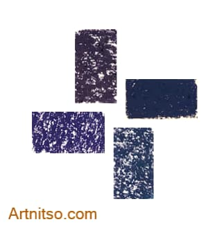 Caran d'Ache Neopastel Violet-Blue Artnitso.com