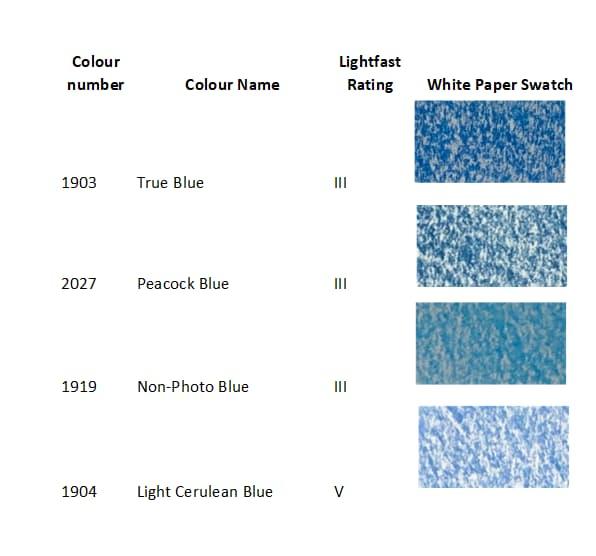 Prismacolor Artstix 48 Blue
