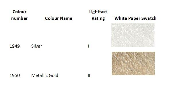 Prismacolor Artstix 48 Metallics