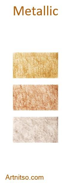 Derwent Procolour Metallics - Artnitso.com